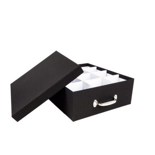 جعبه نگهدارنده لیوان مدل cup storage