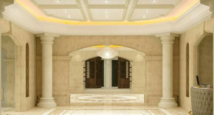 اولین فضایی که در طراحی داخلی منازل مسکونی به آن می پردازیم، لابی است.