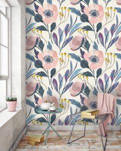 آشنایی با الگوهای معروف کاغذ دیواری و مدل هایی که کم تر دیده اید!