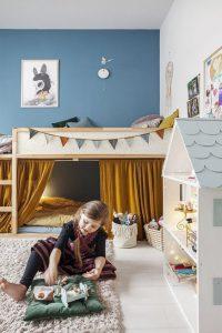20 نکته مهم در طراحی دکوراسیون اتاق کودک