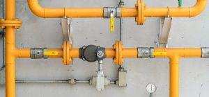 مراحل لوله کشی گاز ساختمان و اصول آن