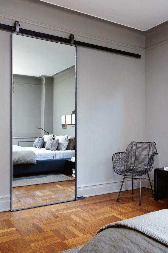 آینه ها همیشه در طراحی داخلی به صورت معجزه عمل می کنند