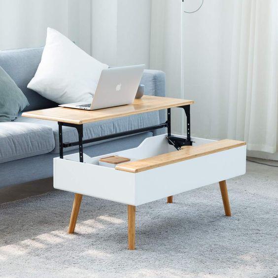 میزهای مدرن از میزهای کلاسیک و باروک خیلی جدیدتر هستند