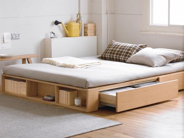 وقتی اتاق خواب شما فضای کافی برای قرار دادن کمد، میز توالت و قفسه را ندارد