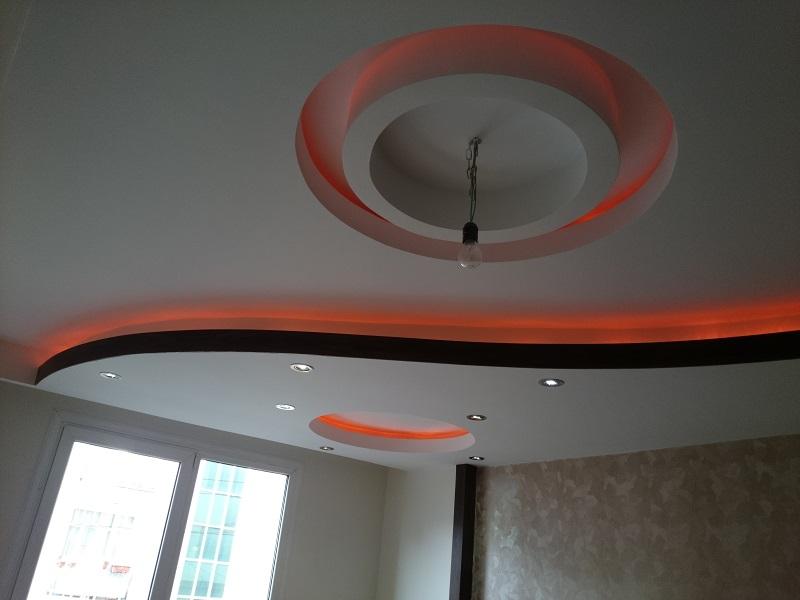 طراحی سقف در پروژه