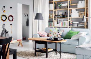 ایده های کارآمد در تغییر طراحی اتاق نشیمن
