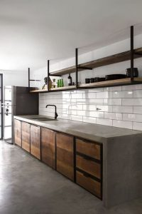 50 مدل کابینت در دکوراسیون آشپزخانه و 7 سبک دوست داشتنی