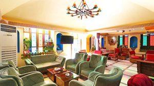طراحی داخلی سفره خانه سنتی