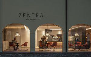 کافه رستوران زنترال / گروه معماری Messner
