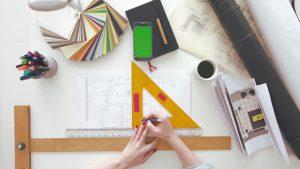 مراحل طراحی پلان ساختمان مسکونی