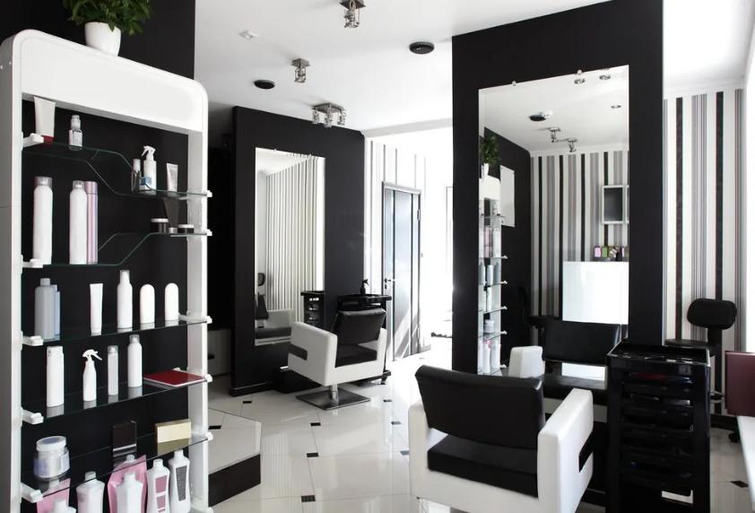 سبک دکوراسیون در طراحی داخلی آرایشگاه زنانه
