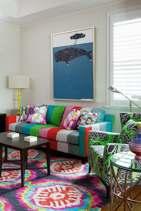 اگر خانه شما به سبک رگی جامائیکا طراحی شود، روحی زنده، تزئینی و بی مانند پیدا می کند.