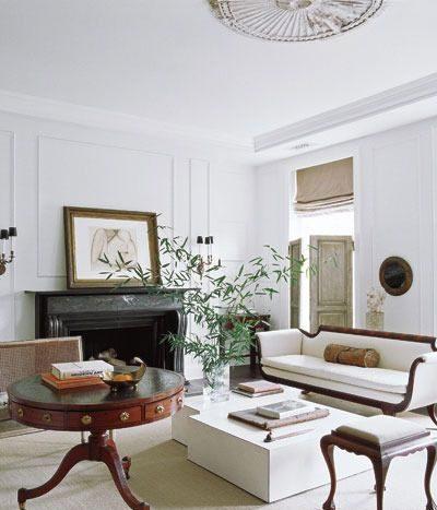 دکوراسیون داخلی خانه به سبک شرایتون