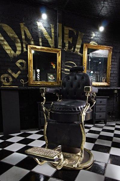 اهمیت طراحی داخلی آرایشگاه مردانه