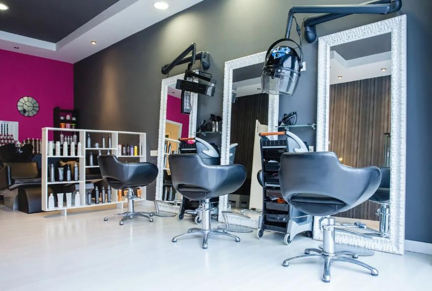 انتخاب محل مناسب برای آرایشگاه
