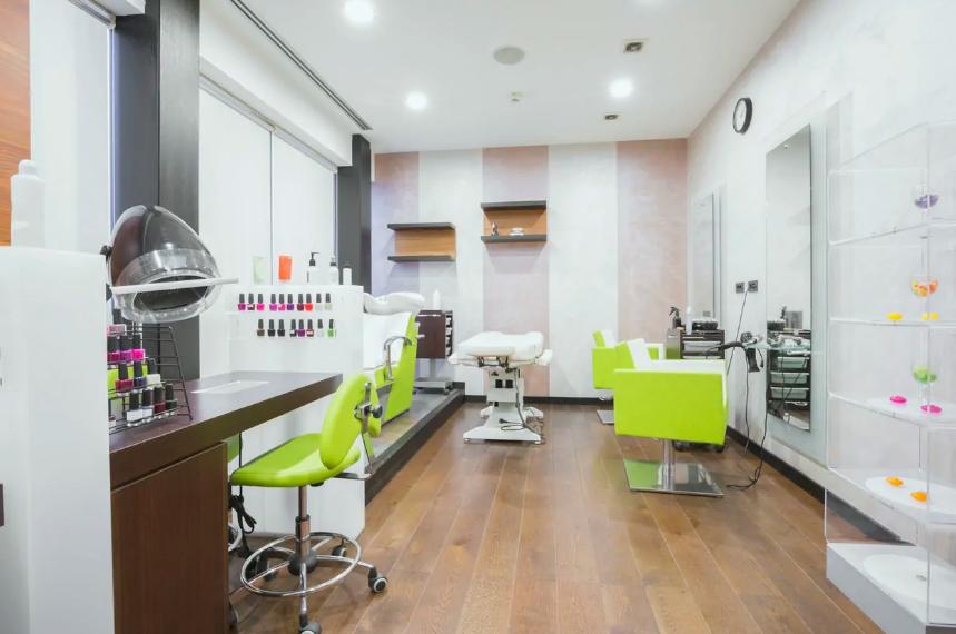 چند نکته مهم در طراحی داخلی آرایشگاه زنانه