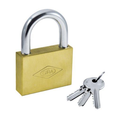 قفل تخت کوتاه معمولی گیرا مدل 004