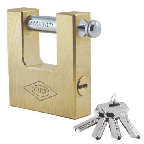 قفل کتابی آپارتمانی گیرا مدل 009