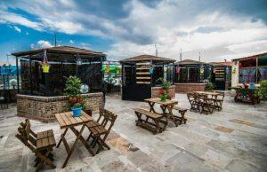 اصول طراحی سفره خانه فضای باز با آلاچیق ؛ حس خوب صمیمیت با معماری ایرانی