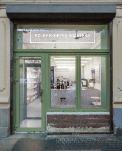 کافی شاپ و فروشگاه Bolshecoffee