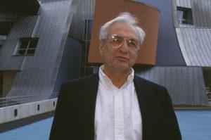 بیوگرافی و مجموعه آثار فرانک گری