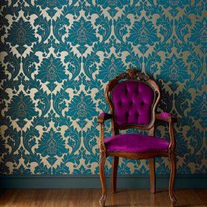کاغذ دیواری کلاسیک ؛ یک انتخاب اصیل برای دکوراسیون منزل