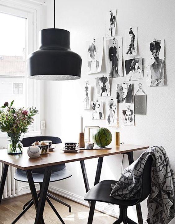 آثار هنری در طراحی داخلی خانه