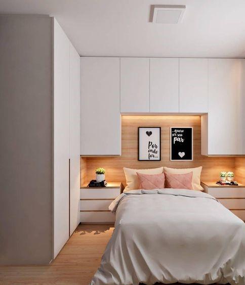 ایجاد فضای ذخیره سازی به عنوان تاج تخت خواب