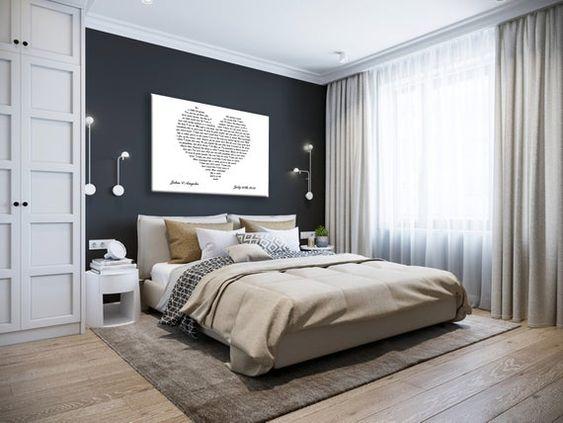 قوانین استفاده از رنگ سیاه در طراحی داخلی