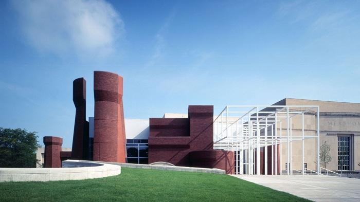 مرکز هنرهای بصری وکسنر