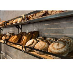 طراحی و قفسه بندی نانوایی