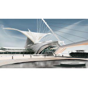 طراحی موزه های جدید و برتر جهان ، 19 موزه ای که به نماد تبدیل شدند!