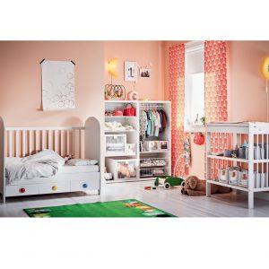 طراحی اتاق نوزاد در 90 روز