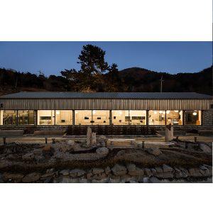 طراحی کافی شاپ Botanic Museum / معماری arche708