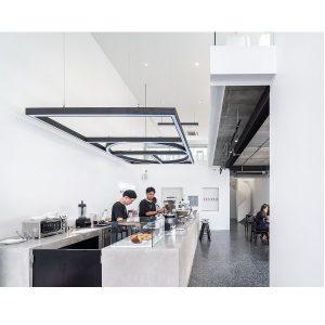طراحی کافی شاپ Option / معماری TOUCH Architect