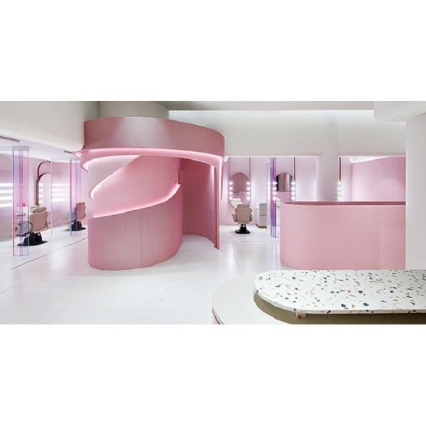 آرایشگاه زنانه ویلا د موریر / شرکت معماری کالکتیو بی