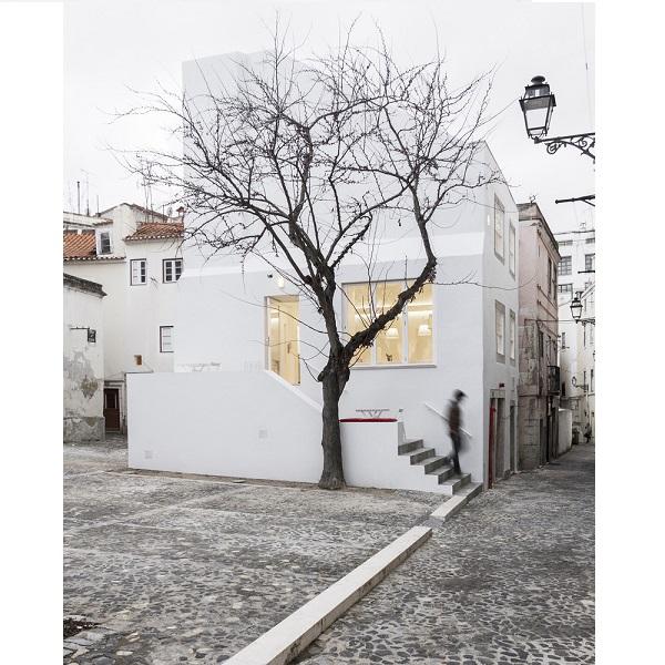 طراحی کافی شاپ Casa da Severa / معماری José Adrião
