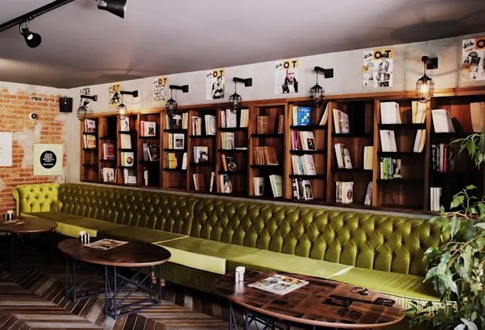 کتابخانه های دیواری