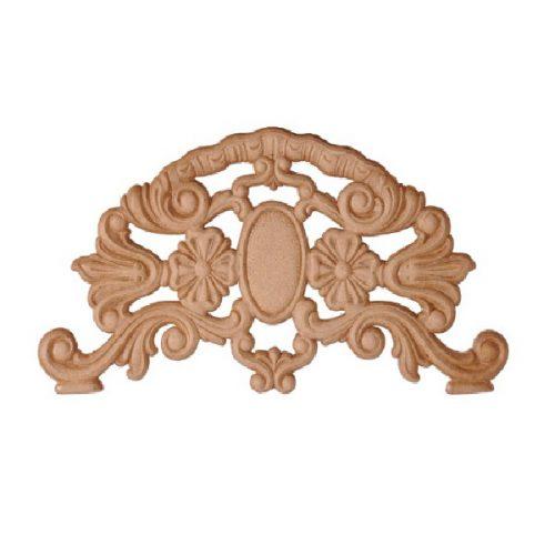 گل پیش ساخته چوبی فراچوب مدل 166 طرح چوب