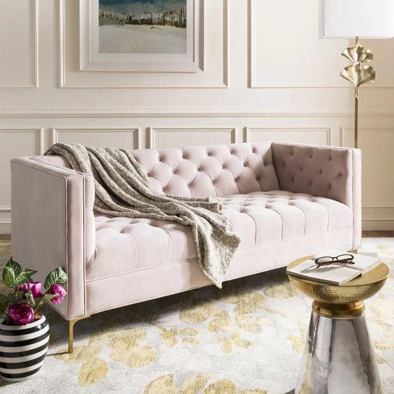 رنگ های روشن برای هر نوع اتاق نشیمنی زمینه ای مناسب را ایجاد می کنند.