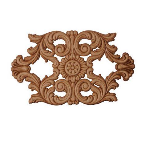 گل پیش ساخته چوبی فراچوب مدل 216 طرح چوب