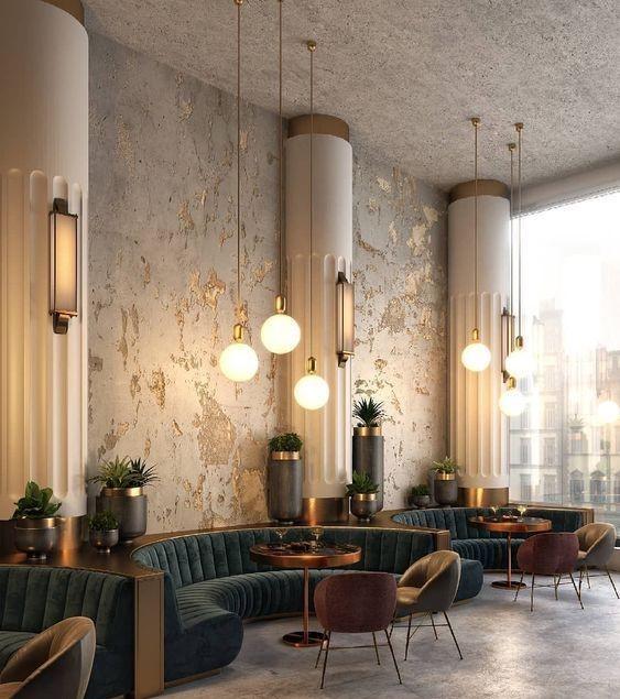 امروزه دکوراسیون های چوبی یک سبک طراحی محبوب در طراحی داخلی رستوران ها به شمار می روند