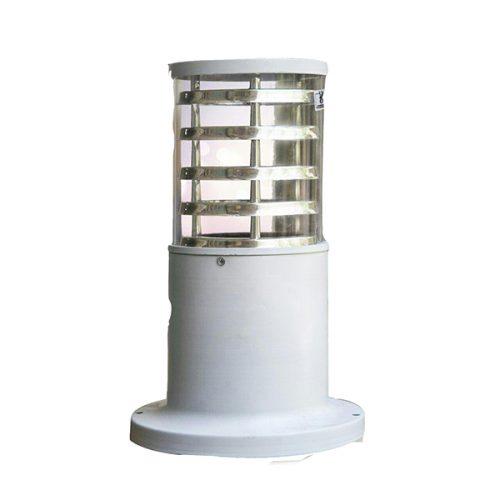 چراغ سردر باغی کیان لایت مدل اسمارت سفید