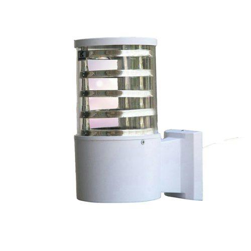 چراغ دیواری حیاطی کیان لایت مدل اسمارت سفید
