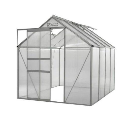 گلخانه خانگی مستطیلی خانه سبز مدل وستا