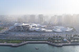 طراحی موزه ملی قطر / معماری Atelier Jean Nouvel