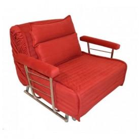 مبل یکنفره تخت خواب شو آرا سوفا مدل LEC11