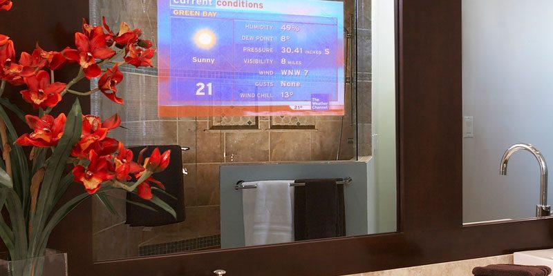 طراحی داخلی حمام مدرن با آخرین فناوری ها با این ۱۰ روش جدید!