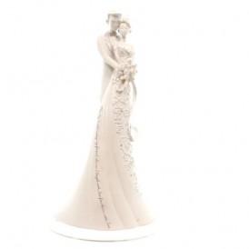 مجسمه دکوری عروس و داماد