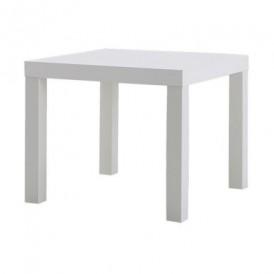 میز عسلی سفید ایکیا مدل LACK